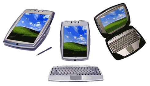 PaceBlade Technology PaceBook (Tablet PC)