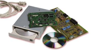 Philips 8x DVD+R/RW componenten