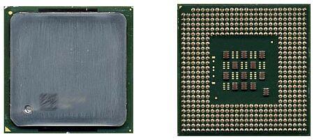 Pentium 4 3,06GHz pre-production sample