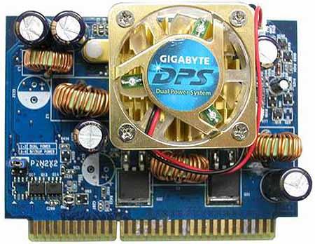 Gigabyte Dual Power System