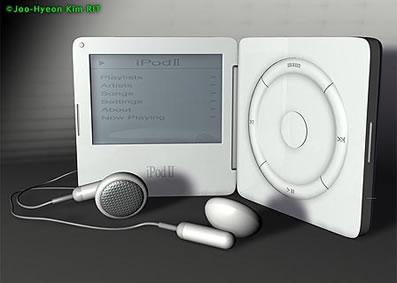 iPod II - Proto