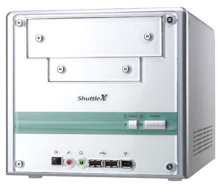 Shuttle XPC SK41G Barebone