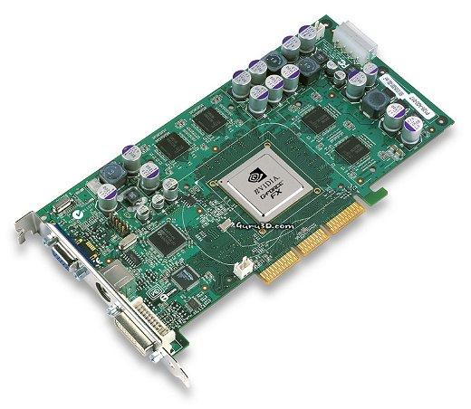nVidia GeForce FX reference design