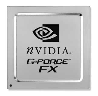 nVidia GeForce FX core