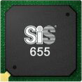 SiS655 Pentium 4 chipset