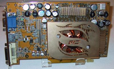 FIC Radeon 9700 Pro videokaart