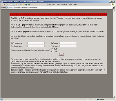 ACM tool