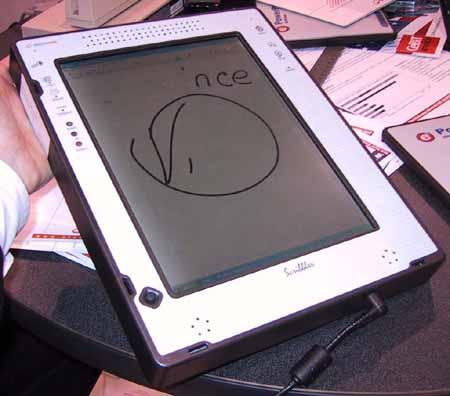 Electrovaya Scribbler Tablet PC
