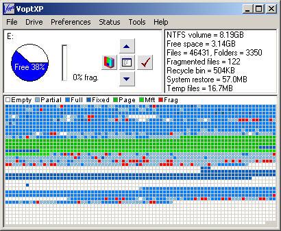VoptXP screenshot