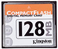 Kingston 128MB CompactFlash