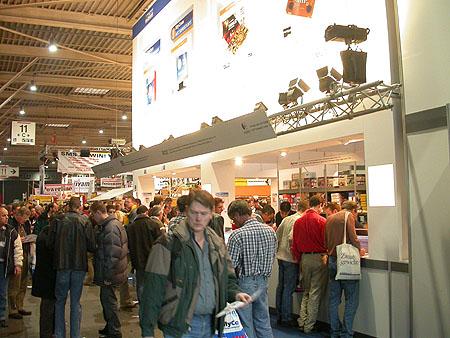 HCC Dagen 2002 fotoverlsag: Mycom stand