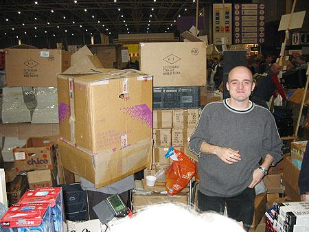 HCC Dagen 2002 fotoverlsag: vage handel