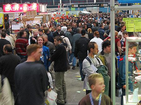 HCC Dagen 2002 fotoverlsag: mensenmassa