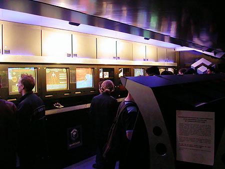 HCC Dagen 2002 fotoverslag: Gamexpo Nintendo stand