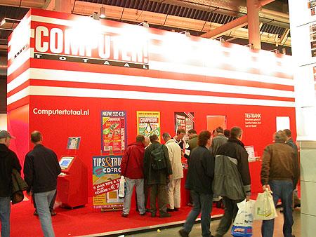 HCC Dagen 2002 fotoverslag: Computer!Totaal stand
