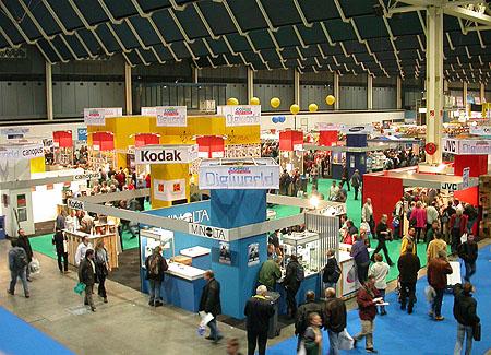 HCC Dagen 2002 fotoverslag: Combi Digiworld stand