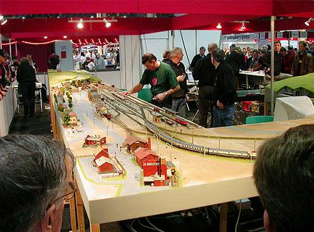 HCC Dagen 2002 fotoverslag: HCC gg treintjes