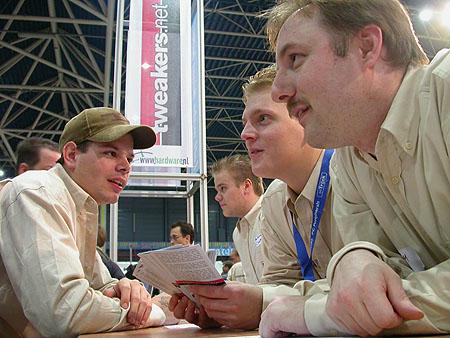 HCC Dagen 2002 fotoverslag - Tweakers.net crew