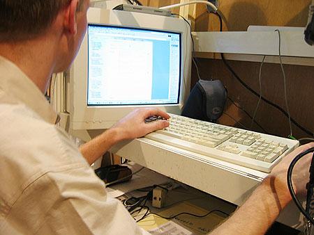 HCC Dagen 2002 fotoverslag - Tweakers.net stand hok