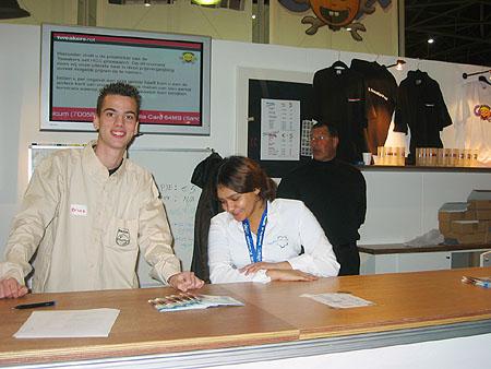 HCC Dagen 2002 fotoverslag: Tweakers.net crew