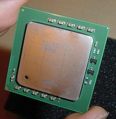 Xeon 2,4GHZ - 566MHz FSB