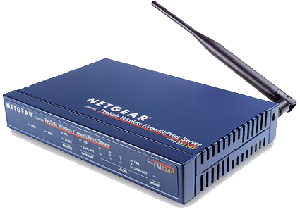 Netgear FM-114P