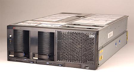 IBM xSeries 440 basissysteem