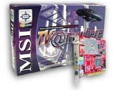 MSI TV@nywhere TV-tuner