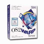 IBM OS/2 Warp doos