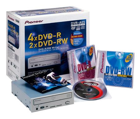 Pioneer DVR-A05 packshot