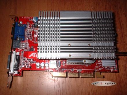 Sapphire Radeon 9700 Pro Ultimate edition