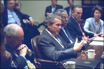 George W. Bush @ Department of Homeland Security