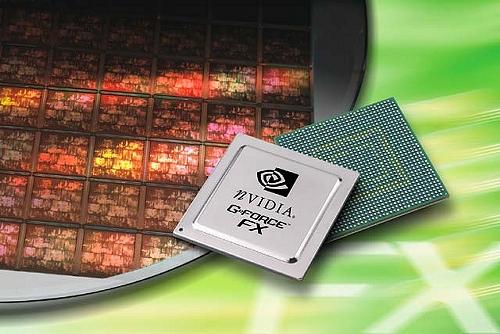 GeForce FX chip