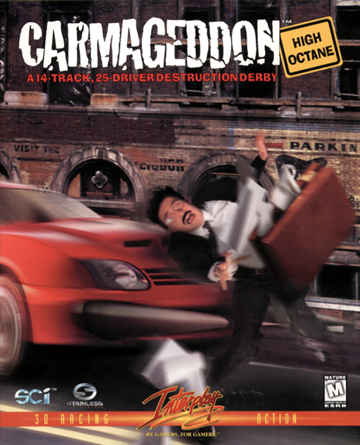 Carmageddon packaging