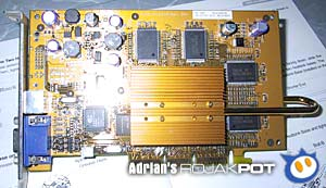 Zalman ZM50-HP GPU Cooler (voorkant klein)