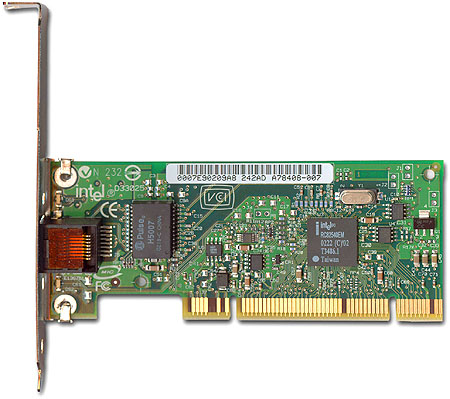 Intel Pro/1000MT Desktop Adapter (groot)