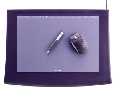 Wacom Intuos� A3 graphics tablet