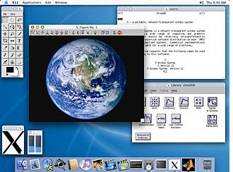 X11 voor MacOS X