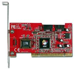 SIIG Serial ATA PCI kaart