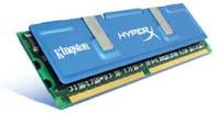 Kingston HyperX geheugen