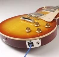 Gibson Les Paul met Magic