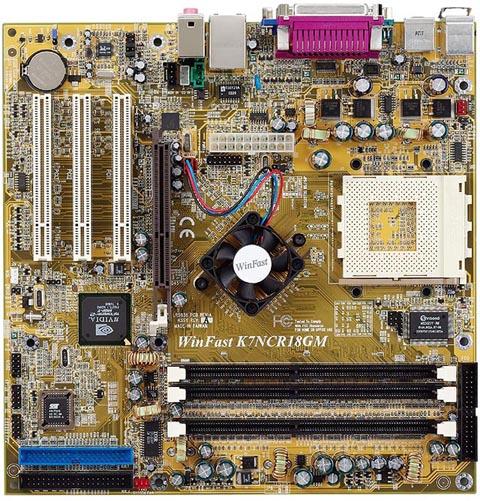 Leadtek moederbord K7NCR18GM