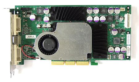 nVidia Quadro FX 2000 kaart