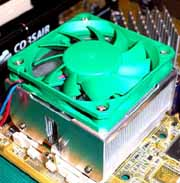 AMD Athlon 3000+ boxed cooler (klein)