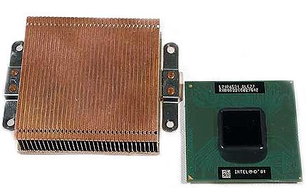 Pentium 4-M vs desktop Pentium 4