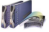 Sun dual bladeserver (klein)