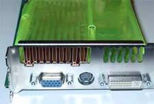 GeForce 5800 Ultra - koeler