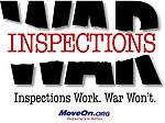 War inspections