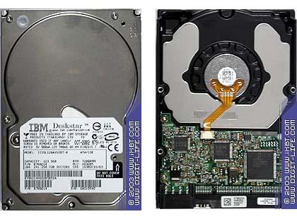 IBM/Hitachi Deskstar 180GXP
