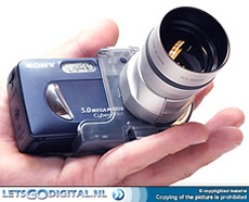 Sony DSC-P12